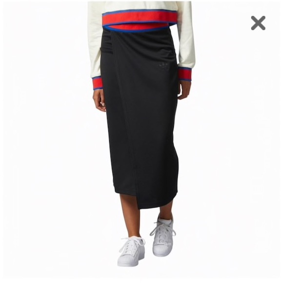 new product 2160c 95860 New  adidas  Originals Embellished Arts Skirt XL